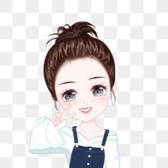 Cartoon hand drawn meatball head shiny PNG and PSD Cute Pastel Wallpaper, Flower Phone Wallpaper, Cute Wallpaper Backgrounds, Flower Backgrounds, Cute Cartoon Wallpapers, Cartoon Girl Images, Cute Cartoon Girl, Pop Art, Art And Illustration
