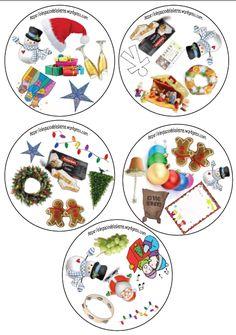 On ne présente plus le célèbre jeu Dobble, voici une nouvelle version sur le Noël en Espagne. A télécharger gratuitement! Chrismas Crafts For Kids, Christmas Crafts, Advent, English Games, Fun Games For Kids, Theme Noel, Montessori, Preschool Activities, Projects To Try