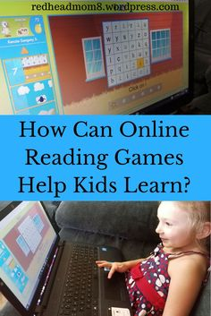 How Can Online Reading Games Help Kids Learn?