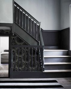 entry staircase // James Gager and Richard Ferretti