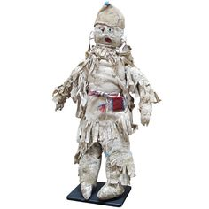 Paiute Indian Design -  Paiute Indian Doll. No date or artist information.