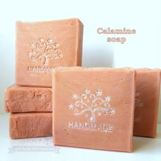 CALAMINE Soap tea tree lemongrass and lavandin with