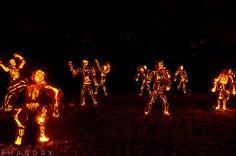 #handpx The Great Jack O Lantern Blaze, Van Cortlandt Manor, New York, October 2012.