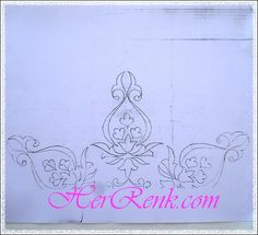 This Pin was discovered by Ayş Cute Embroidery Patterns, Hand Embroidery Designs, Quilt Patterns, Viking Tattoo Design, Viking Tattoos, Turkish Art, Sunflower Tattoo Design, Gold Work, Embroidery Techniques