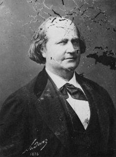 Charles Marie Leconte, llamado Leconte de Lisle ( Saint-Paul, 1818-Louveciennes, 1894) Poeta francés.