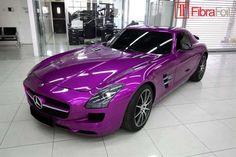 chrome purple car foil 1.52*30m,Chrome Car Wrap Film