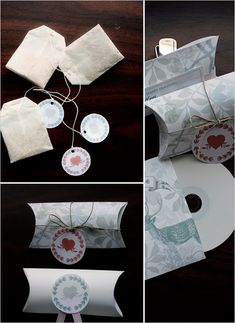 Tea Bag Boxes by Benign Objects: All of your guests will appreciate a box of herbal tea bags, especially if they have these personalized tags! Wedding Invitation Paper, Free Wedding Invitations, Wedding Labels, Wedding Favor Tags, Invitation Envelopes, Free Wedding Templates, Free Wedding Cards, Diy Wedding, Box Templates