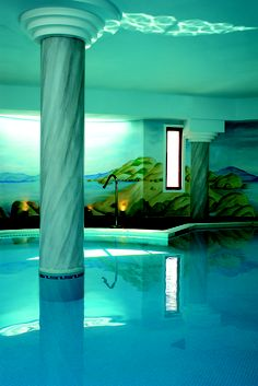 Here at one of Mykonos's renowned beach resorts, guests are assured of the highest standard of professionalism and first-rate personal services. Massage Center, Spa Center, Mykonos Greece, Wellness Spa, Hotel Spa, Resort Spa, Beach Resorts, Outdoor Decor, Resorts