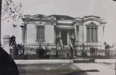 Residência da família Azevedo Marques, que foi erguida em 1911 no antigo número 133 da Avenida Paulista.