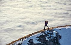 Running Above the Clouds