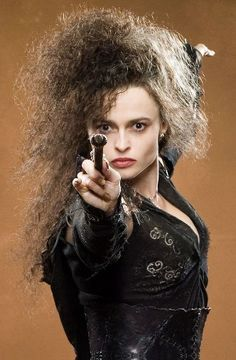 Day 4: Favorite Villain  Bellatrix Lestrange! :) She is very intriguing and her relationship with Lord V. is hilarious.