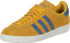 ANOTHER XMAS PRE-ORDER TEASER FROM ADIDAS - TOPANGA IN YELLOW / BLUE WITH WHITE SOLE