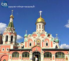 Les majestueux monuments Russe. #CEIColonie #Russie