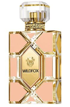 Wildfox eau de parfum is a dreamy bouquet that charms with dewy white florals, intrigues with absinthe and incense, and captivates with the silky warmth of honey and musks.