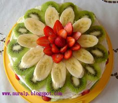 >> 50 Pictures of Unique and Creative Food Recipes - Web Delicious Fruit Recipes, Dessert Recipes, Party Recipes, Fruit Dessert, Banana Recipes, Cute Food, Yummy Food, Delicious Recipes, Healthy Recipes