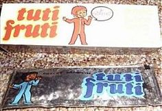 Fotogalerie: Zubní pasta a šampon Tuti Fruti Retro Ads, My Childhood, Family Guy, Memories, Fictional Characters, Pasta, Bratislava, King, Times