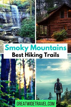 Best hikes in the Great Smoky Mountains National Park, Tennessee