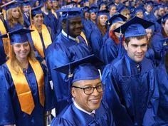 Graduates, listen to your mom: Column via @USATODAY