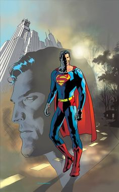 Superman - Kevin Nowlan