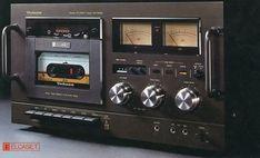 "oninoheizo: "" Vintage HIFI Audio From Around The World - Audio Classic "" Cd Audio, Hifi Audio, Audio Player, Cassette Recorder, Tape Recorder, Cassette Tape, Hi Fi System, Audio System, Technics Hifi"