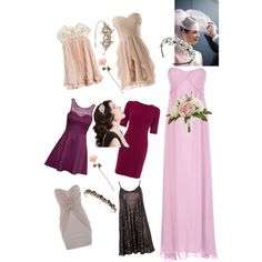 A fashion look from January 2015 featuring Lipsy dresses, True Decadence gowns and Pull&Bear dresses. Browse and shop related looks.