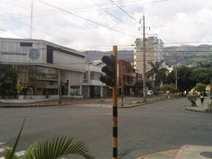 La avenida González Valencia. Foto: @DaniloFuquene