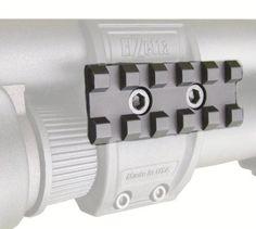 Rail Kit for Elzetta ZSM Flashlight mount