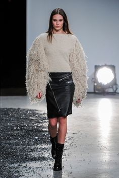 Zadig & Voltaire at Paris Fall 2014