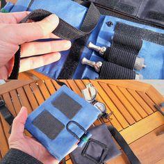 Mit der Outdoor Dampfertasche können sie ihre Verdampfer-Schmuckstücke immer mit sich führen und so unterwegs schnell zwischen drei verschiedenen Geschmäckern vor Ort wählen.  Die Tasche wurde unter Realtime-Bedingungen ausgetestet, verbessert und letztendlich finalisiert.  Wir wünschen ihnen mit dem Produkt eine schöne Zeit.  Dampferische Grüße,  Quick:Flavour  Instagram-Account: http://instagram.com/quickflavour  Website: http://www.quickflavour.de