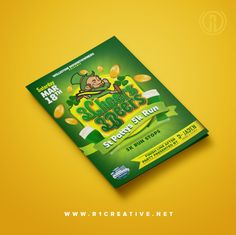 St. Patrick's Day is coming up and we've been busy cranking out green and gold everything - check out our flyer game! Here's our design for DJ D-Jaden.   #R1Creative #Flyer #djadenco #StPattysDay #MakeItDoper1