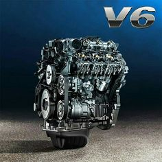 New Amarok engine V6