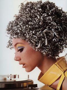 Marisa Berenson, 1966, Photo by Richard Avedon