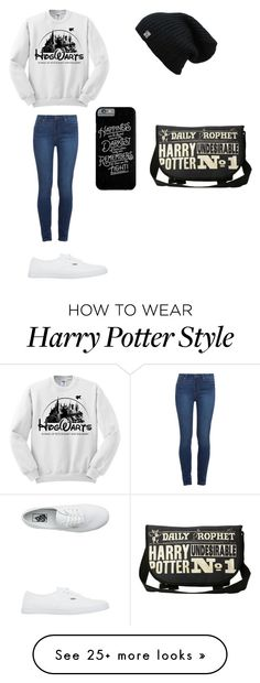 """""""Untitled #509"""" by lovemahone74 on Polyvore featuring Paige Denim and Vans"""