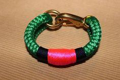 Swarovski ashling pendantlove i want pinterest swarovski customized maine rope bracelet kelly green rope navy pink made to order on etsy 2200 mozeypictures Choice Image