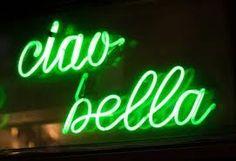 Ciao Bella :)