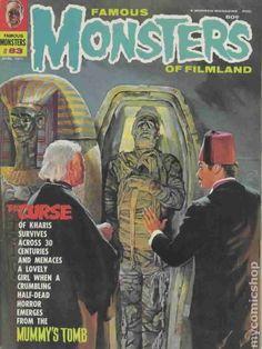 Famous Monsters of Filmland Magazine #83