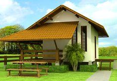 Planos de cabañas de campo pequeñas | Construye Hogar