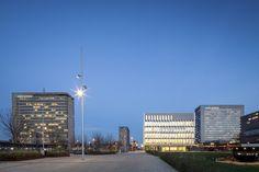 Gallery of Erasmus University Rotterdam / Paul de Ruiter Architects - 15