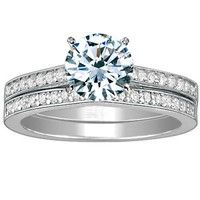 Engagement Ring Settings   Design Your Own Engagement Ring
