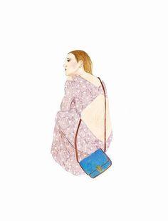 Illustration Crush: Daniela Dahf Henríquez — June Letters Design Studio