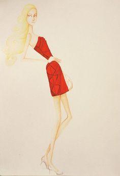 Draw Paula Oliveira/ Brazil