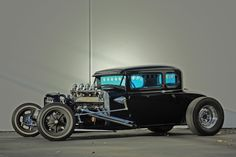 Circle City Hot Rods - Murrel '31 Ford