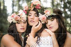 Rustic Peach Stylized Wedding www.lyssaannportraits.com