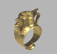 Finger Ring/Greek, 4th-3rd Centuries B.C.