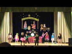 Villancicos rockeros 1º primaria 2011 - YouTube