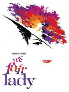 My Fair Lady (Mi bella dama) es una comedia musical ideada por Gabriel Pascal, cuyo libreto y música firmaron Alan Jay Lerner (letras) y Frederick Loewe (música). Está basada en la obra teatral Pigmalión de George Bernard Shaw.
