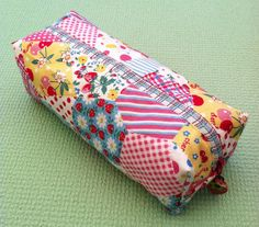 "Atsuko Pouch Side, 8 3/4"" x 3 1/2"" x 3 1/2"" 