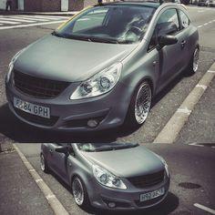 Opel corsa D Vinilo Liquido