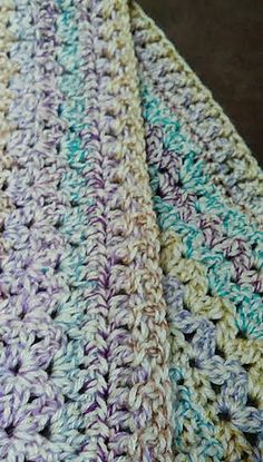 1000 Images About Crochet V Stitch On Pinterest