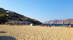 Ftelia Beach Mykonos Part How to get there. Find your way to Ftelia beach, located in the inner part of Panormos gulf, Mykonos. Greek Islands, Mykonos, Gopro, Greece, Dolores Park, How To Get, Beach, Summer, Travel